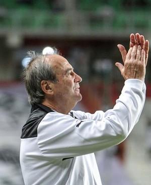 Levir Culpi ficou um ano e sete meses no comando do Atlético-MG (Foto: Divulgação)