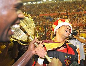 ciro sport campeão pernambucano (Foto: Agência Estado)