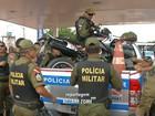 Mãe de vítima de assalto reconhece bandido em posto de combustíveis