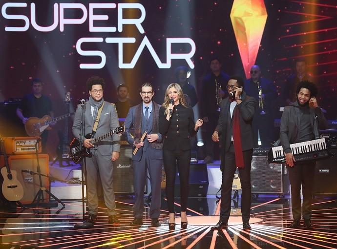 Serial Funkers empolga jurados e plateia (Foto: Isabella Pinheiro / Gshow)
