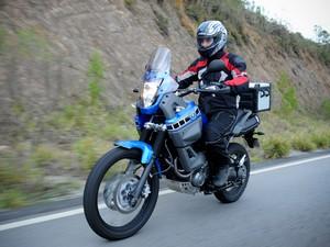 Yamaha; XT 660Z; Ténéré; lançamento; moto; motocicleta; Brasil