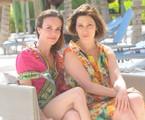 Flávia Monteiro e Beth Goulart | Divulgação