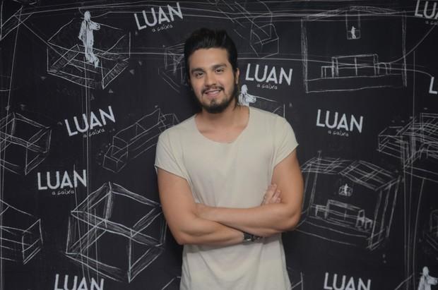 Luan Santana (Foto: Márcio Reis /Ag Haack)