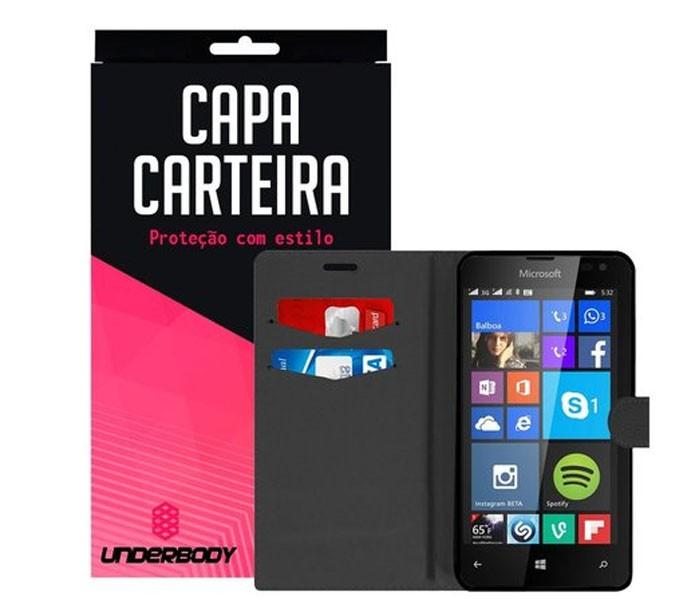 capa carteira underbody
