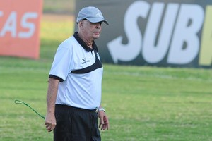 Luiz Carlos Ferreira Treinador XV de Piracicaba Nhô Quim (Foto:  Antonio Trivelin / Gazeta de Piracicaba)