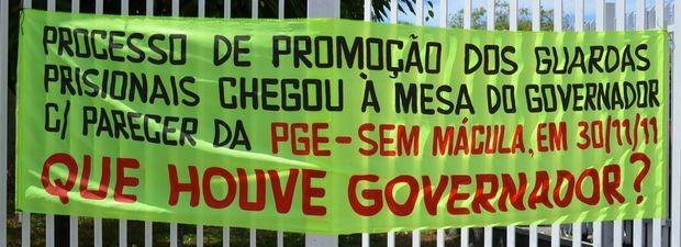 Pedido de promoção havia sido feito em 2011 (Foto: Marina Fontenele/G1)