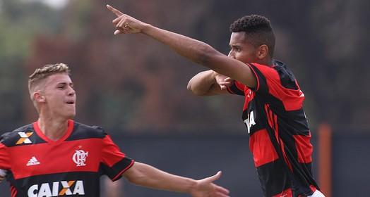 mão na taça (Divulgação / Flamengo)