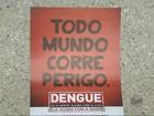 Com epidemia, dengue se alastra para cidades próximas a Campo Belo