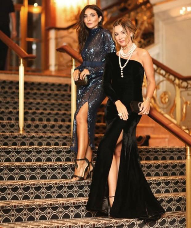 As influencers Lalá Noletto e Cláudia Bartelle (Foto: Reprodução/Instagram)