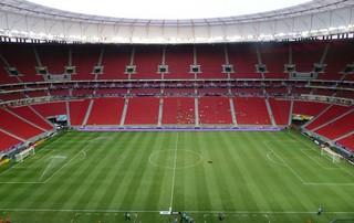 Mané Garrincha - Brasil Sub-21 (Foto: Felipe Schimidt)