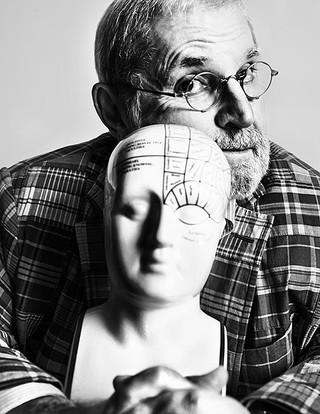 Jô Soares (Foto: Bob Wolfenson/Revista Rolling Stone)