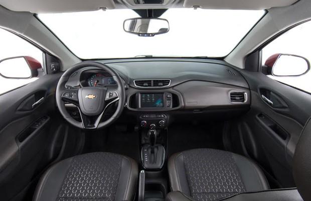 Chevrolet Prisma LTZ (Foto: Divulgação)