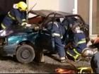 Acidente no Centro de Ponta Grossa mata uma pessoa e deixa três feridas