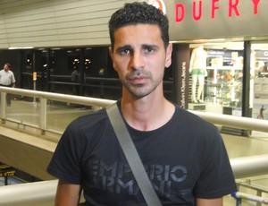 Leandro Guerreiro, volante do Cruzeiro (Foto: Marco Antônio Astoni / Globoesporte.com)