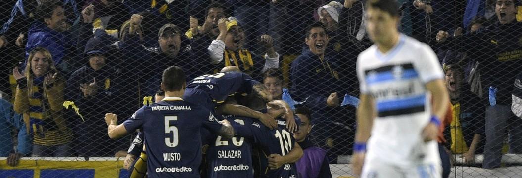 Veja os melhores momentos  de Rosario Central 3x0 Grêmio (AFP)
