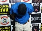 Homem preso no TO é suspeito de roubar transportadora no Pará