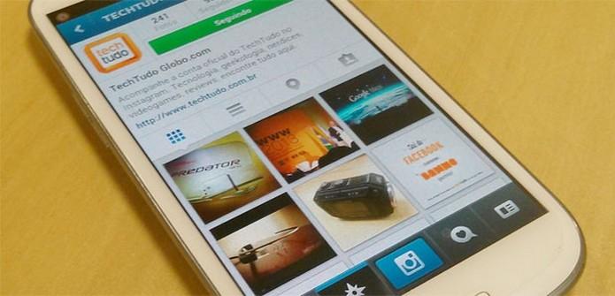 Instagram permite compartilhar fotos do RiR com seguidores (Foto: Isadora Díaz/TechTudo) (Foto: Instagram permite compartilhar fotos do RiR com seguidores (Foto: Isadora Díaz/TechTudo))