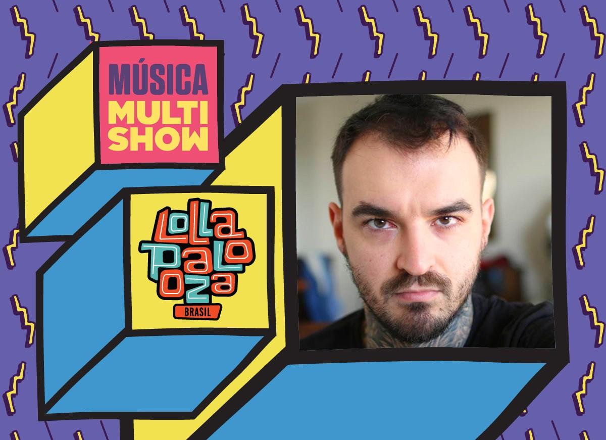 O canal Msica Multishow vai ter PC Siqueira comentando os shows ao vivo, direto de sua prpria casa (Foto: Multishow)