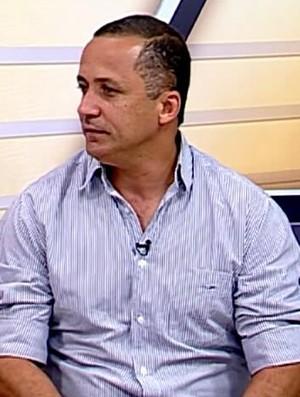 Curso de árbitro Uberlândia LUF FMF Alício Pena Júnior (Foto: Reprodução/TV Integração)