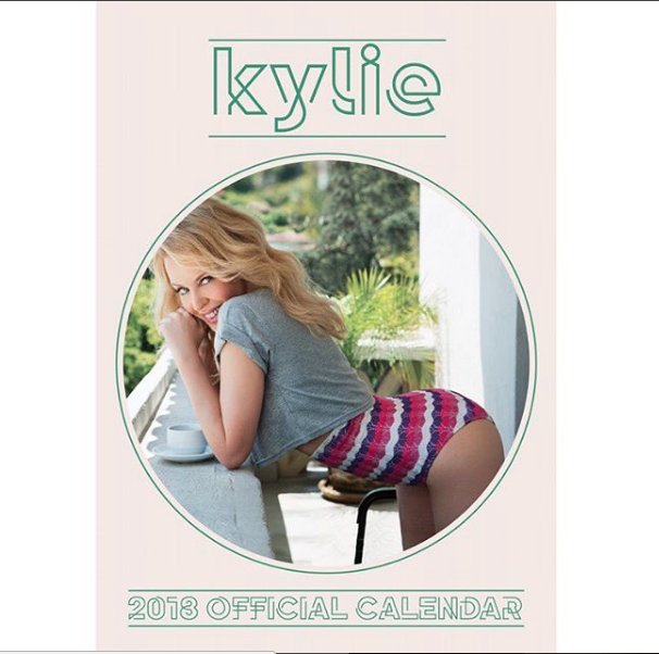 Kylie Minogue (Foto: Reprodução/Instagram)