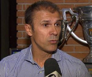 Milton Mendes, técnico da Ferroviária (Foto: Felipe Lazarotto/EPTV)