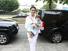 Veja fotos da festa de um ano das gêmeas de Giovanna Antonelli