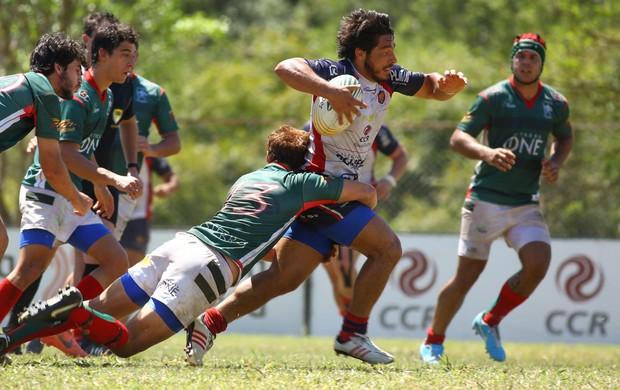 São José Rugbi Duque (Foto: Fotojump / CBRu)
