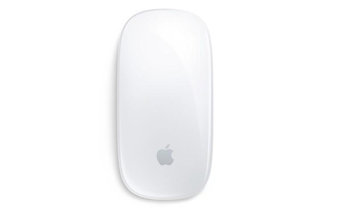 Magic Mouse da Apple tem função multi-touch  (Foto: Divulgação/Apple)