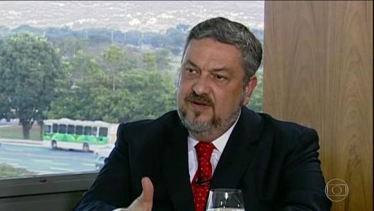 Depoimento de Duque a Moro faz parte da ação que envolve Palocci