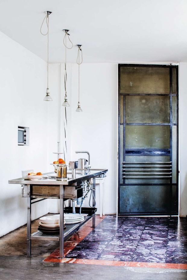 CV372 Casa Li Edelkoort Cozinha (Foto: Fran Matthieu Salvaing)