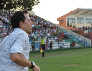 Fernando Tonet treinador do Piauí (Foto: Náyra Macêdo)