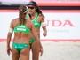 Com garra, Larissa e Talita podem trazer 1º ouro olímpico ao estado