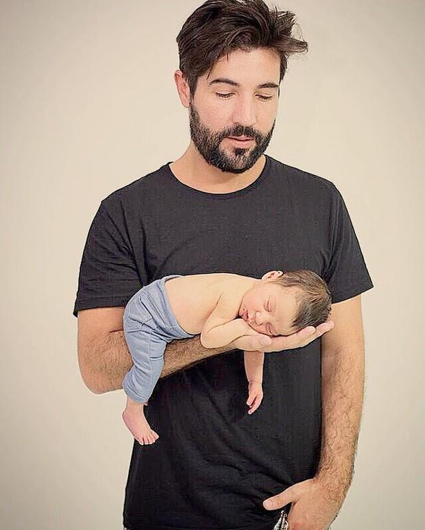 Sandro Pedroso (Foto: Reprodução)