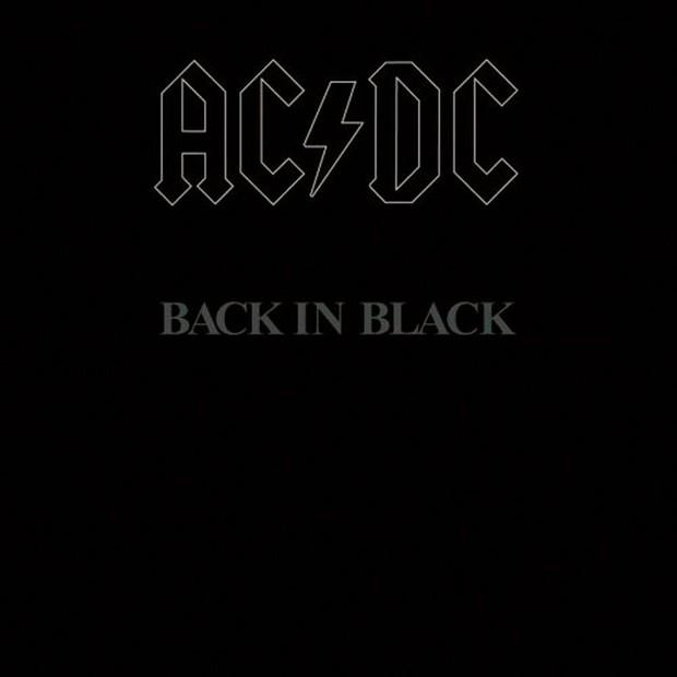 AC/DC, Back In Black (Foto: reprodução )