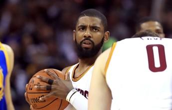 Dono dos Cavaliers espera Kyrie Irving em treinamentos da pré-temporada