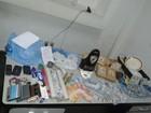 Grupo suspeito de traficar drogas é preso dentro de casa em Sorocaba
