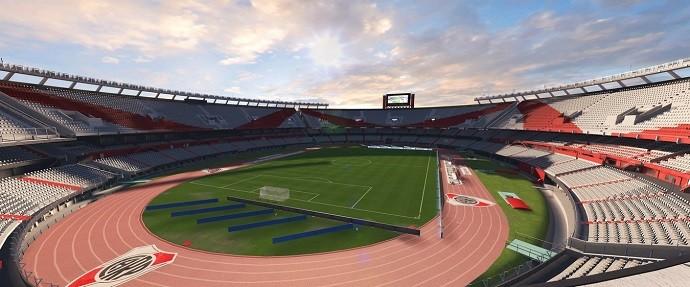 BLOG: Palco da final da Liberta, Monumental é um dos nove novos estádios do Fifa 16