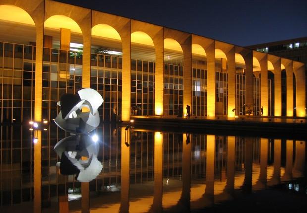 Palácio do Itamaraty (Foto: Wikipedia)