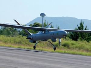 Aeronave não tripulada vant fab segurança copa do mundo (Foto: Agência Força Aérea/Divulgação)