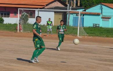 Tapajós enfrentará o Santo André (Foto: Michael Douglas/GloboEsporte.com)