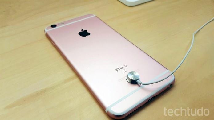iPhone-6S-2 (Foto: Thiago Lopes/TechTudo)