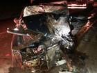 Dois motoristas morrem em acidente na BR-282 no Oeste de SC