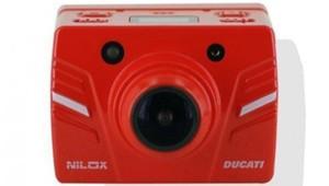Câmera Ducati (Foto: Divulgação)