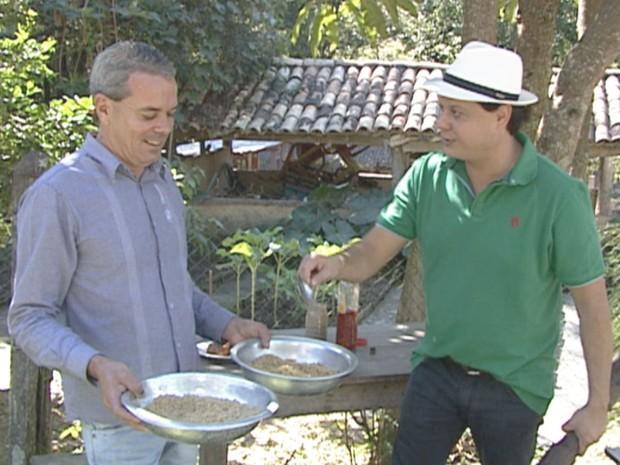prosa e sabor tonho (Foto: TV Integração/Reprodução)