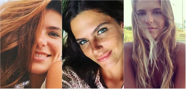 Ruiva, morena ou loira? Mariana Goldfarb confessa que adora mudar de visual e cor dos cabelos. Em 2014, apresentadora tinha fios platinados (Foto: Reprodução do Instagram)