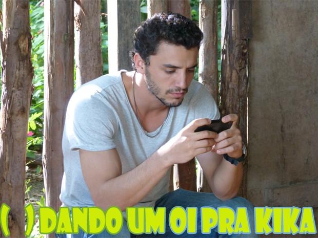 Sal (Foto: Malhação/ TV Globo)