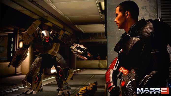 Mass Effect 2 (Foto: Divulgação/BioWare)