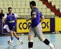 Seleção brasileira inicia treinamentos para a Copa Intercontinental de Futsal