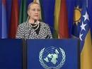 Hillary defende direitos reprodutivos das mulheres  (Reprodução)