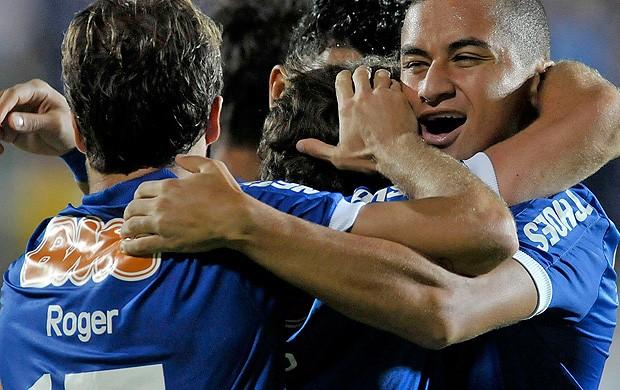 wellington Paulista cruzeiro gol tolima (Foto: Juliana Flister / VIPCOMM)